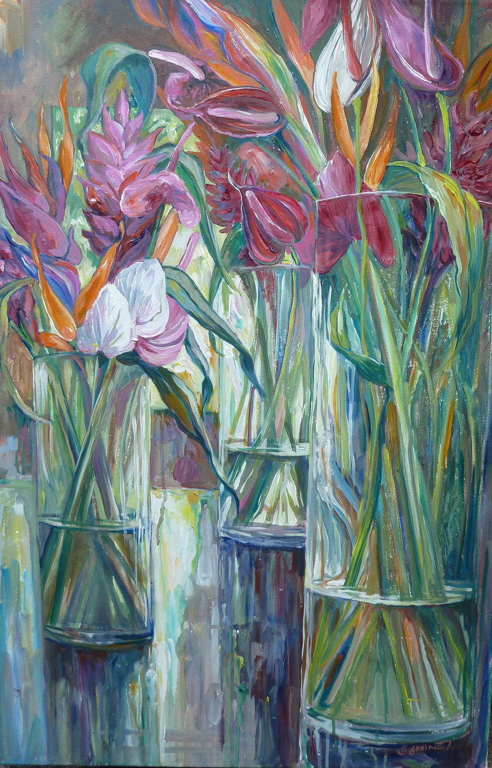 Vases.