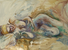 Reclining nude 2.