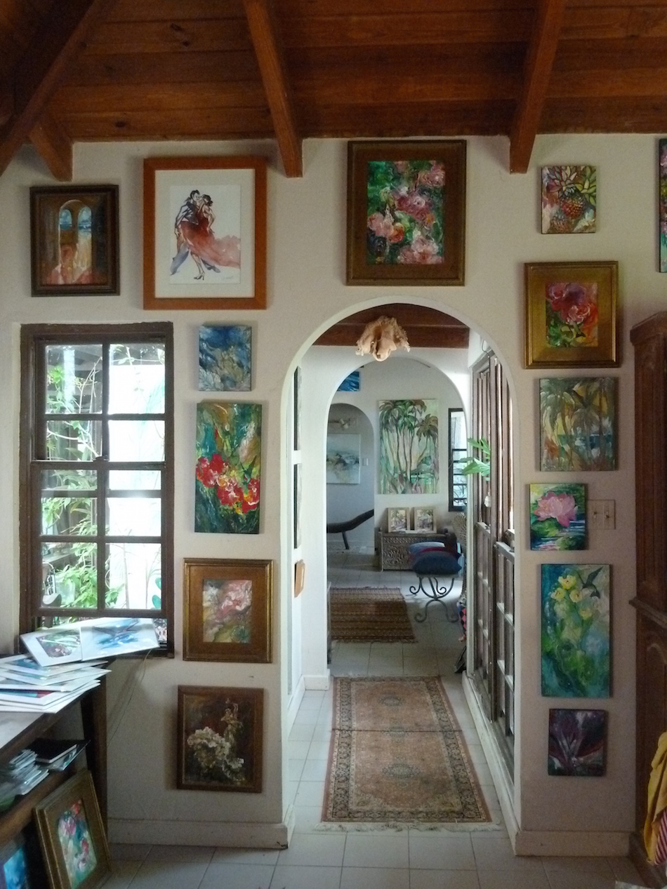 Art Gallery at Fitches Creek, Antigua